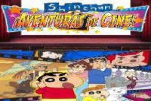 Shin Chan: Film Adventures